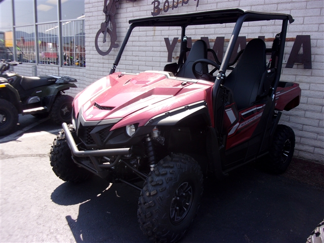 2019 Yamaha Wolverine X2 R-Spec at Bobby J's Yamaha, Albuquerque, NM 87110