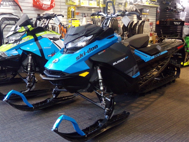 2019 Ski-Doo SUMMIT 600 154 3-S $214/month at Power World Sports, Granby, CO 80446
