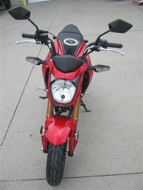 2018 Kawasaki Z125 PRO Base at Brenny's Motorcycle Clinic, Bettendorf, IA 52722