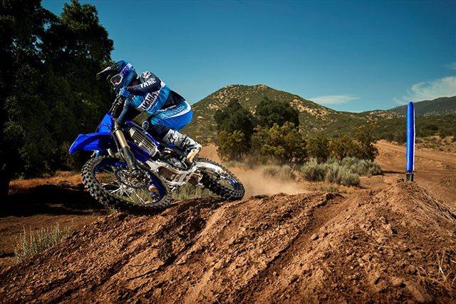 2021 Yamaha YZ 450F at Wild West Motoplex