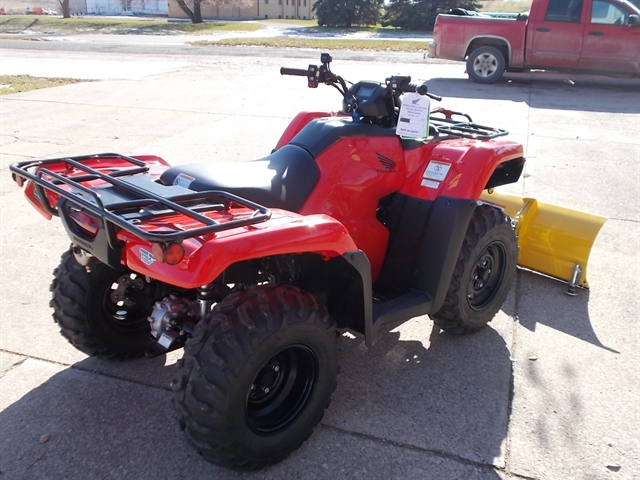 2019 Honda FourTrax Rancher 4X4 Automatic DCT EPS at Nishna Valley Cycle, Atlantic, IA 50022