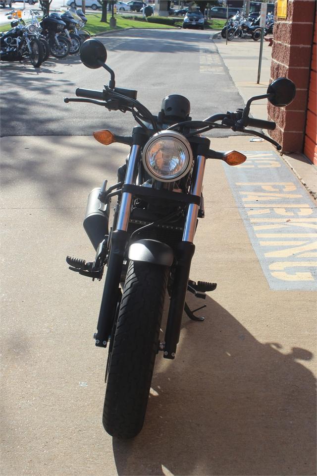 2019 HONDA REBEL 300 at Doc's Harley-Davidson