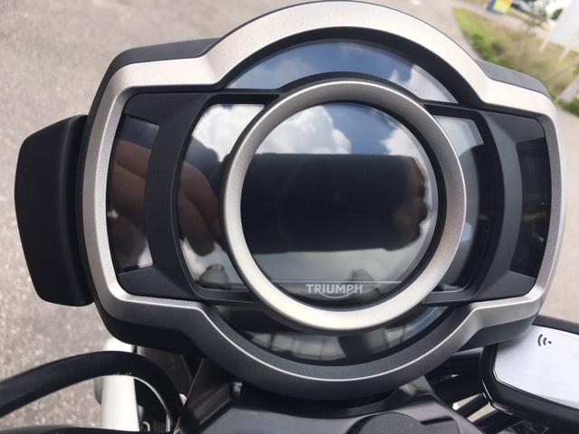 2019 Triumph Scrambler 1200 XC at Fort Myers