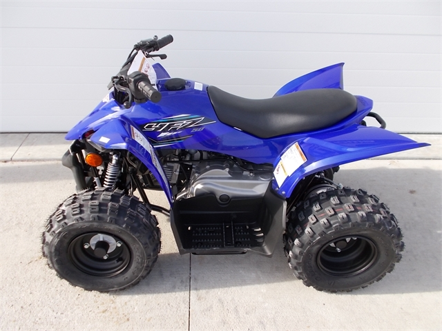 2021 Yamaha YFZ 50 at Nishna Valley Cycle, Atlantic, IA 50022