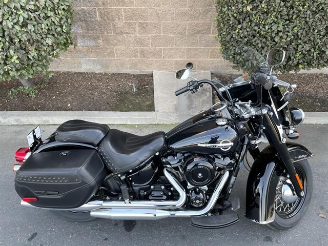 2019 Harley-Davidson Softail Heritage Classic at Fresno Harley-Davidson