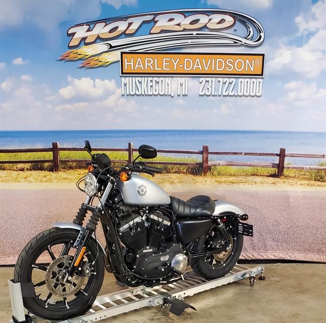 2020 Harley-Davidson Sportster Iron 883 at Hot Rod Harley-Davidson