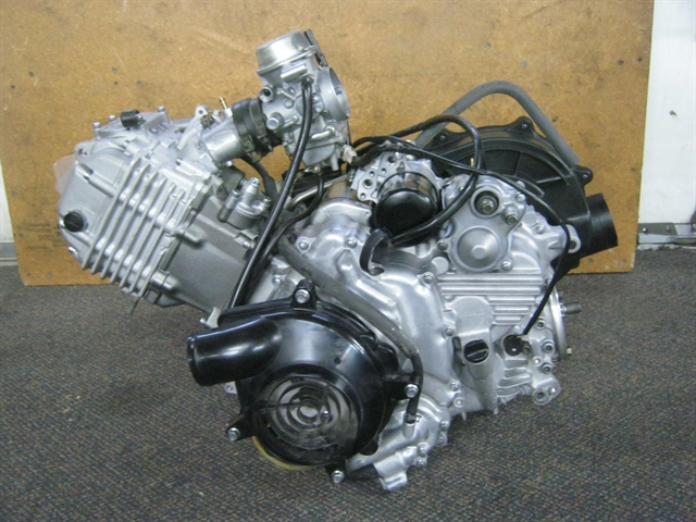 1998 Yamaha 660 Grizzly/Rhino Engine Rebuild at Brenny's Motorcycle Clinic, Bettendorf, IA 52722