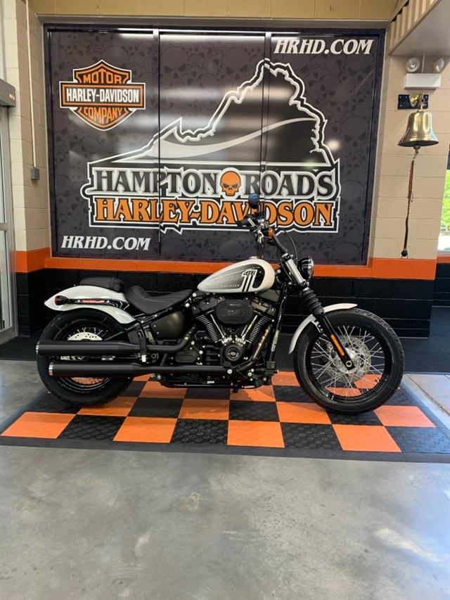 2021 Harley-Davidson Cruiser Street Bob 114 at Hampton Roads Harley-Davidson