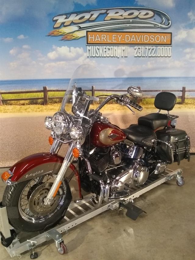 2009 Harley-Davidson Softail Heritage Softail Classic at Hot Rod Harley-Davidson