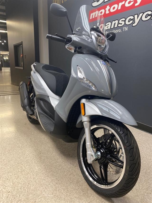 2021 Piaggio BV 350 Tourer at Sloans Motorcycle ATV, Murfreesboro, TN, 37129