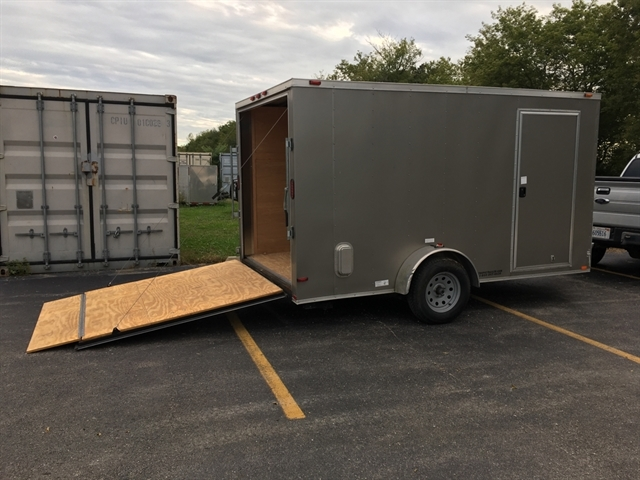 2015 BENDRON 7x12 ENCLOSED at Randy's Cycle, Marengo, IL 60152