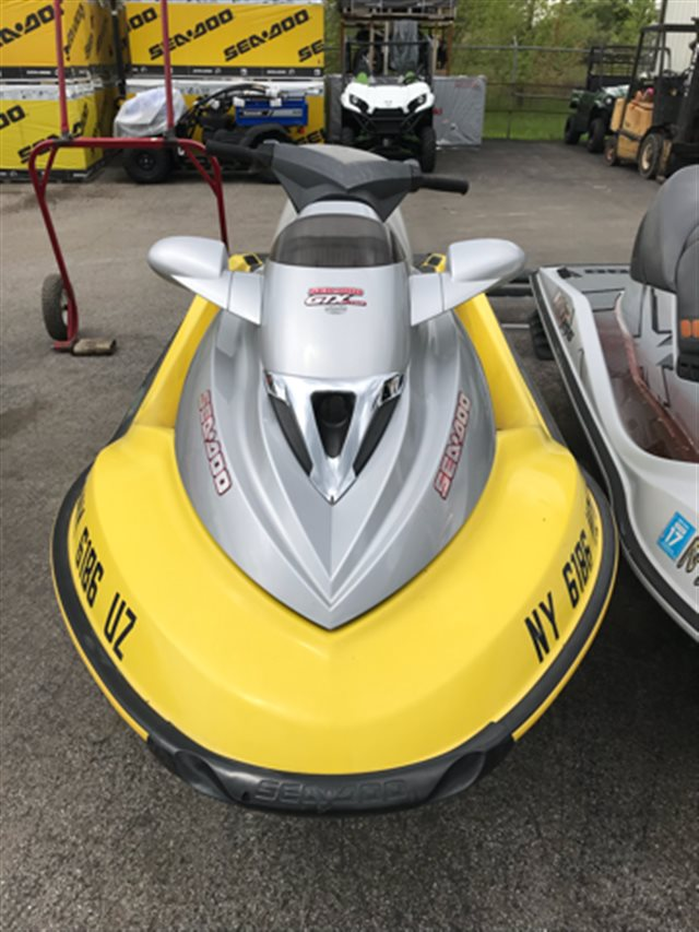 2003 Sea-Doo GTX at Hebeler Sales & Service, Lockport, NY 14094