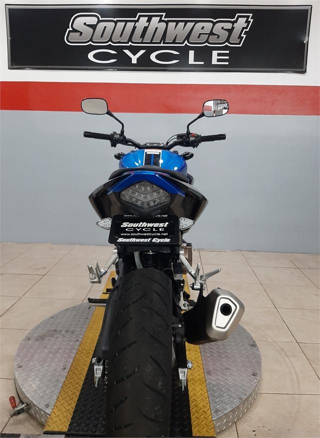 2018 Honda CB500F Base at Southwest Cycle, Cape Coral, FL 33909