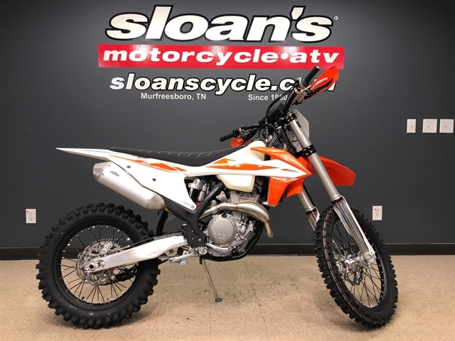 2019 KTM 350 SX-F 350 F at Sloans Motorcycle ATV, Murfreesboro, TN, 37129
