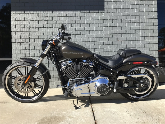 2020 Harley-Davidson Softail Breakout 114 at Cox's Double Eagle Harley-Davidson