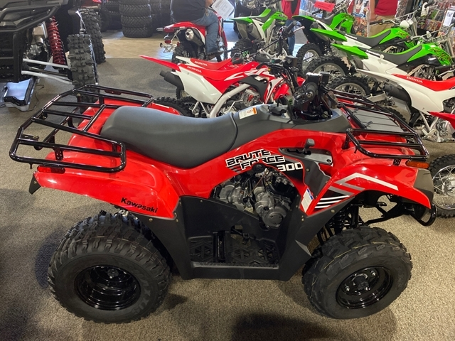 2020 Kawasaki Brute Force 300 at Dale's Fun Center, Victoria, TX 77904