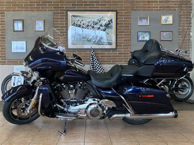 2018 Harley-Davidson Electra Glide CVO Limited at South East Harley-Davidson
