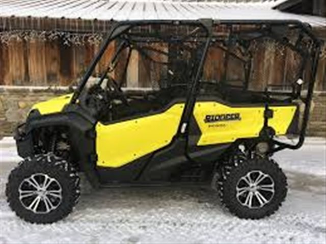 2018 Honda Pioneer 1000-5 Deluxe at Kent Powersports of Austin, Kyle, TX 78640