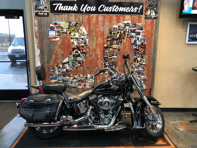 2009 Harley-Davidson Softail Heritage Softail Classic at Vandervest Harley-Davidson, Green Bay, WI 54303