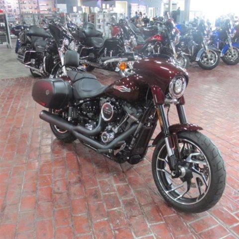 2018 Harley-Davidson Softail Sport Glide at Bumpus H-D of Memphis
