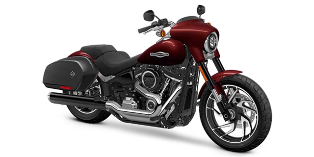 2018 Harley-Davidson Softail Sport Glide at Bumpus H-D of Memphis