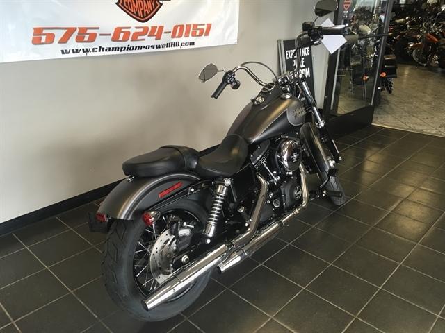 2017 Harley-Davidson Dyna Street Bob® at Champion Harley-Davidson