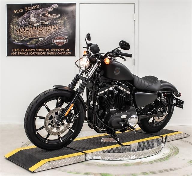 2020 Harley-Davidson Sportster Iron 883 at Mike Bruno's Northshore Harley-Davidson