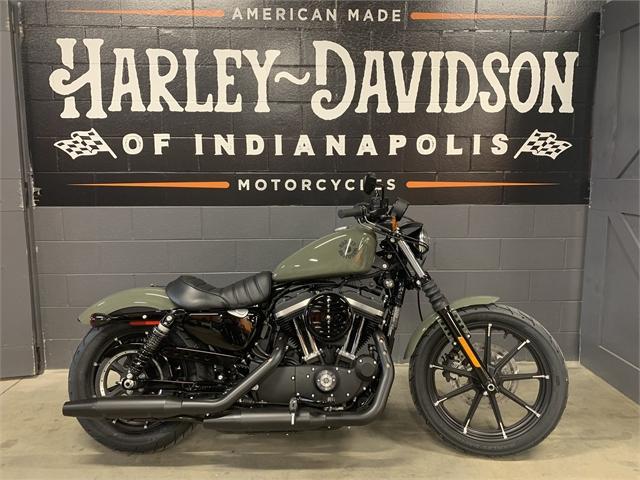 2021 Harley-Davidson XL883N at Harley-Davidson of Indianapolis