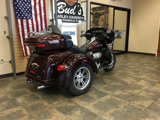 2019 Harley-Davidson Trike Tri Glide Ultra at Bud's Harley-Davidson