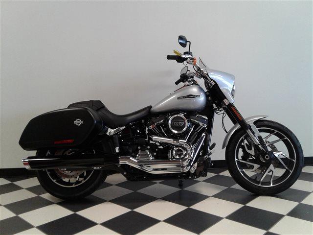 2019 Harley-Davidson Softail Sport Glide at Deluxe Harley Davidson