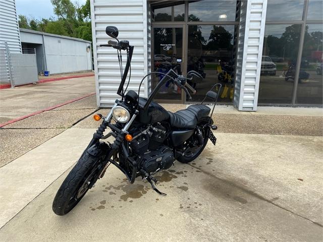 2016 Harley-Davidson Sportster Iron 883 at Shreveport Cycles