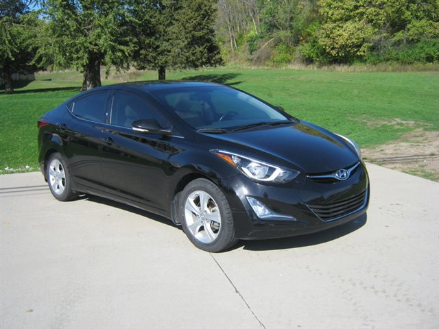 2016 Hyundai Elantra at Brenny's Motorcycle Clinic, Bettendorf, IA 52722