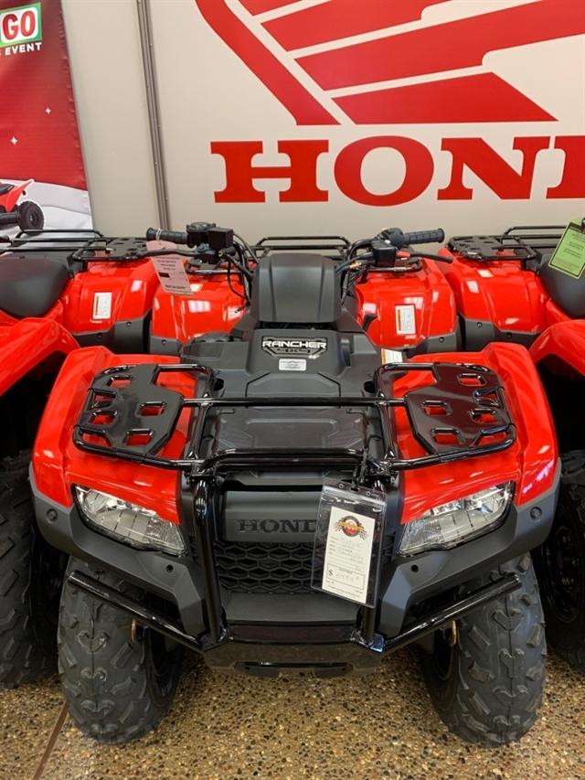 2020 Honda FourTrax Rancher 4X4 at Mungenast Motorsports, St. Louis, MO 63123