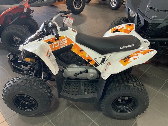 2022 Can-Am DS 90 at Midland Powersports