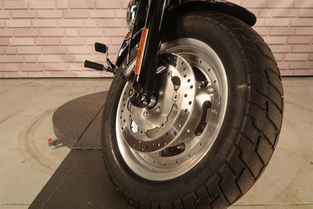 2011 Harley-Davidson Dyna Glide Fat Bob at Wolverine Harley-Davidson