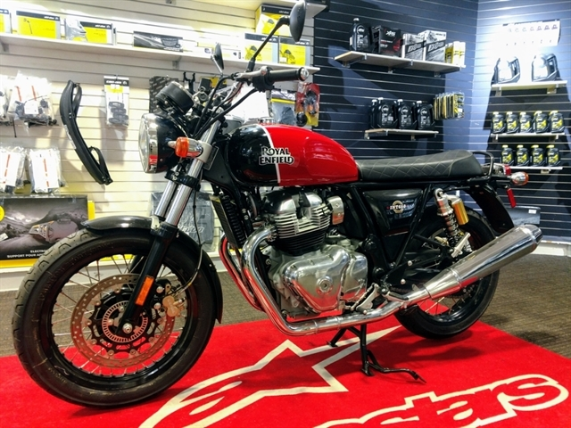 2019 Royal Enfield Twins INT650 at Power World Sports, Granby, CO 80446
