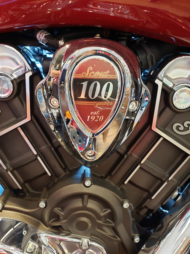 2020 Indian Scout 100th Anniversary at Youngblood RV & Powersports Springfield Missouri - Ozark MO