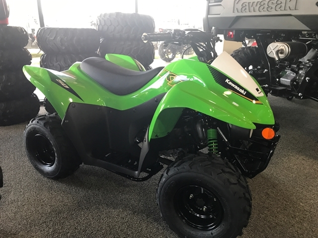2020 Kawasaki KFX 50 at Dale's Fun Center, Victoria, TX 77904