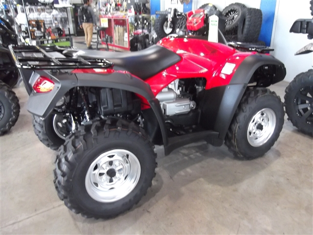 2018 Honda FourTrax Rincon Base at Kent Motorsports, New Braunfels, TX 78130