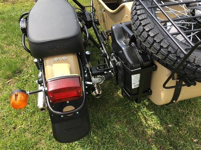 2020 Ural Gear-Up Sahara SE at Randy's Cycle, Marengo, IL 60152