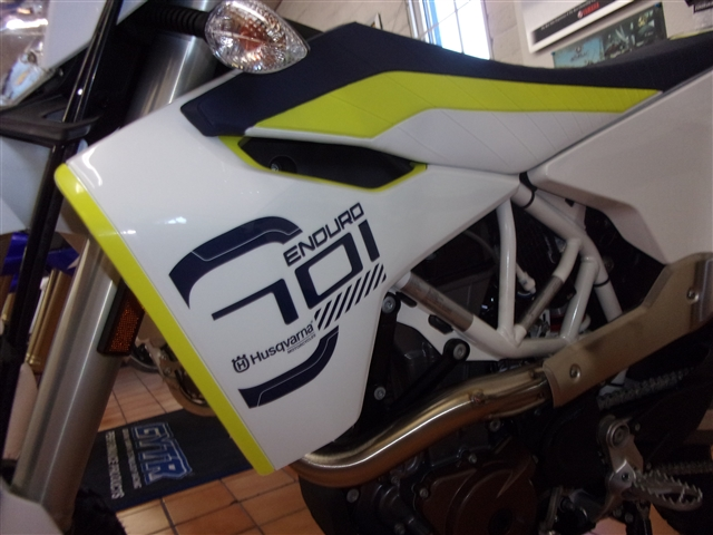 2019 Husqvarna Enduro 701 at Bobby J's Yamaha, Albuquerque, NM 87110