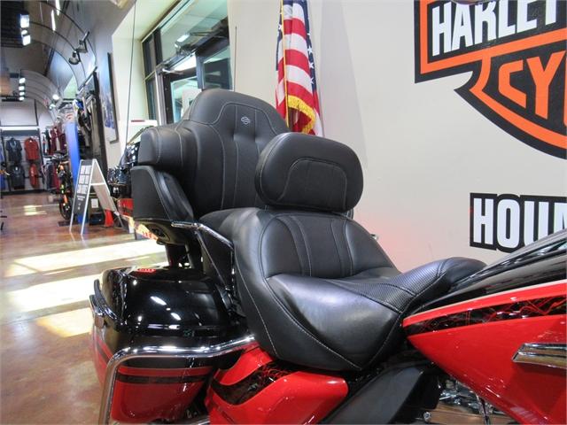 2016 Harley-Davidson Electra Glide CVO Limited at Mike Bruno's Bayou Country Harley-Davidson