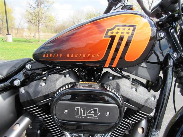 2021 Harley-Davidson Cruiser FXBBS Street Bob 114 at Conrad's Harley-Davidson