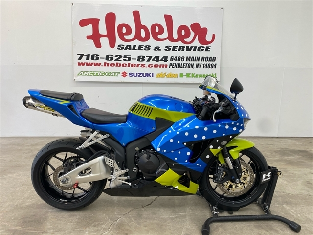 2015 Honda CBR 600RR at Hebeler Sales & Service, Lockport, NY 14094