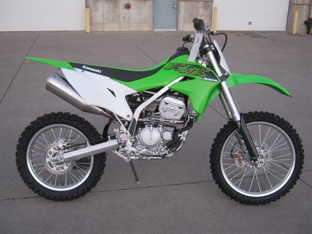 2020 Kawasaki KLX 300R at Brenny's Motorcycle Clinic, Bettendorf, IA 52722