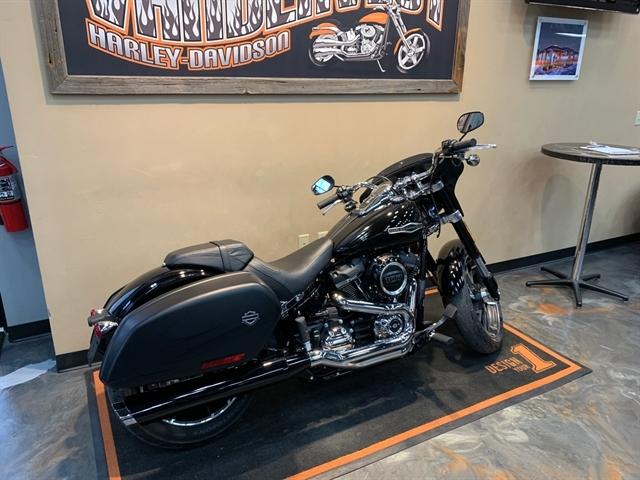 2019 Harley-Davidson Softail Sport Glide at Vandervest Harley-Davidson, Green Bay, WI 54303