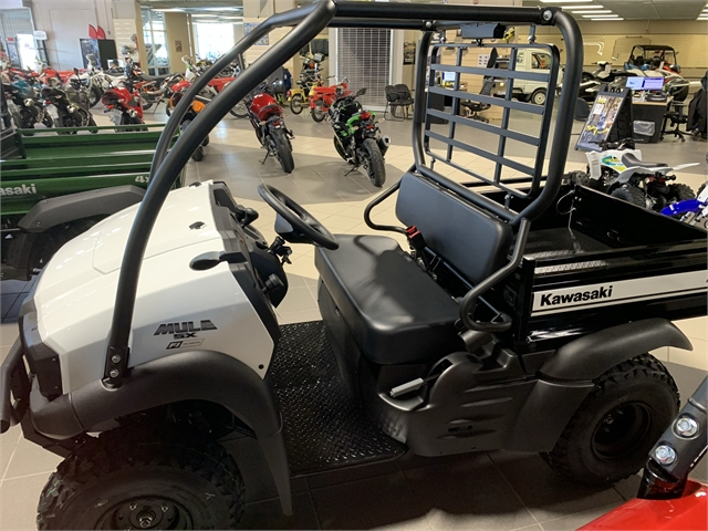 2021 Kawasaki Mule SX FI 4x4 SE at Star City Motor Sports