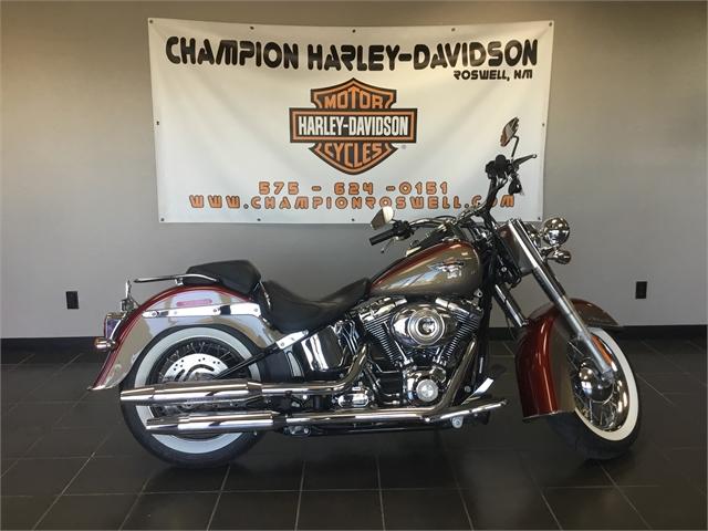 2009 Harley-Davidson Softail Deluxe at Champion Harley-Davidson