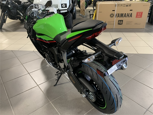 2021 Kawasaki Ninja ZX-6R Base at Star City Motor Sports