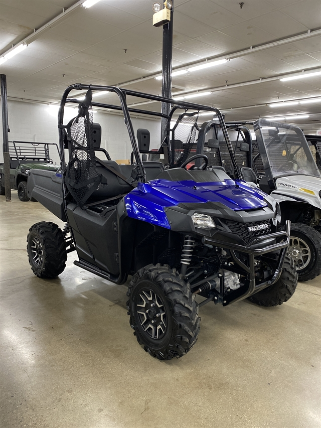 2017 Honda Pioneer 700 Deluxe at ATVs and More